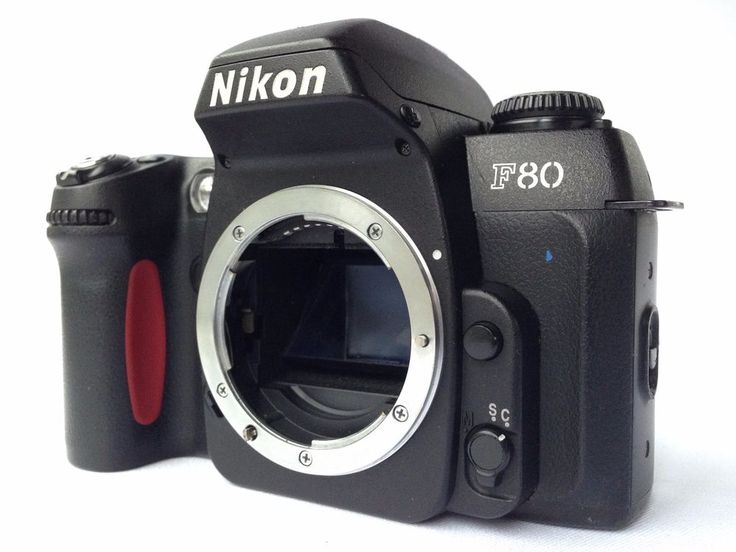 【Excellent+++】Nikon F80 35mm SLR Film Camera Body Only From Japan  #Nikon