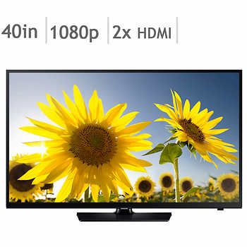 Samsung® UN40H5003 40-in. 1080p LED TV (workout room)