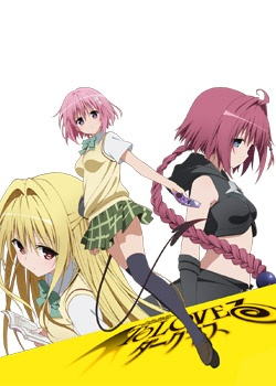 2012, To Love-Ru – Trouble: Darkness by XEBEC -- Sure. Why not? // FINISHED // Surprisingly enjoyable. // ★★★★