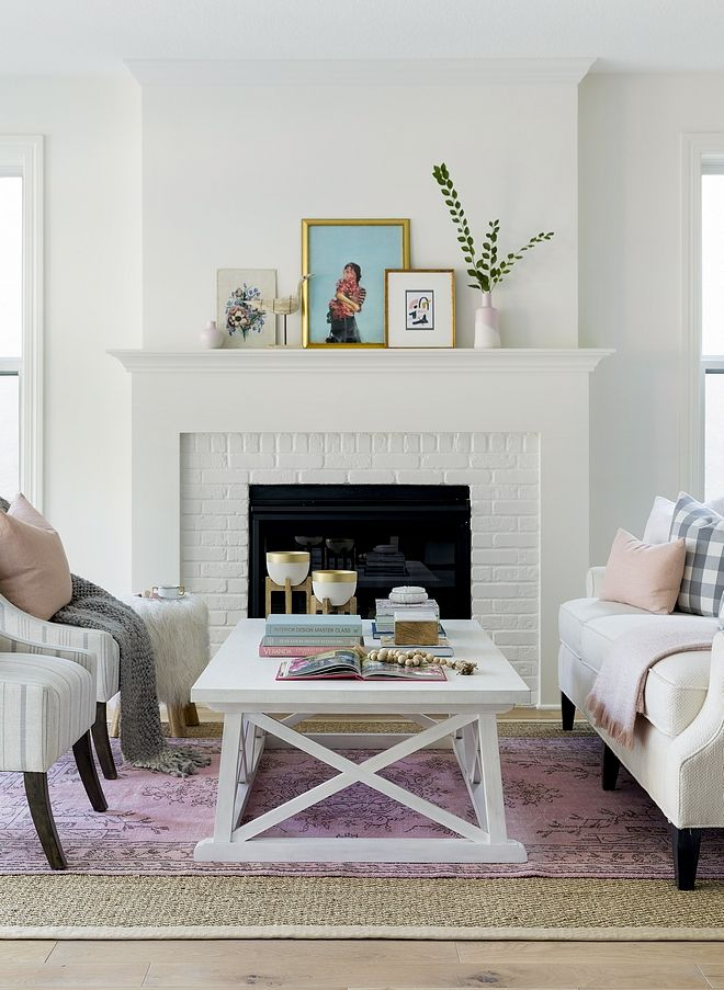 Pin On Fireplaces #pictures #of #living #room #fireplaces