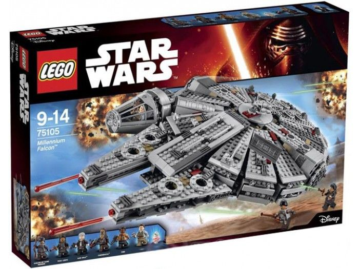 75105 LEGO Star Wars: Тысячелетний Сокол