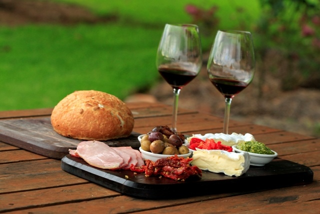 Visit Toowoomba's Preston Peak winery while in Town for the Carnival of Flowers