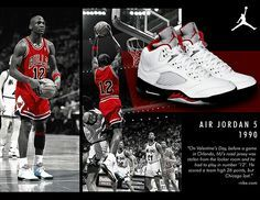 release date b697b 33311 Michael Air Jordan wearing the retro V 5 shoes and  12 jersey in the