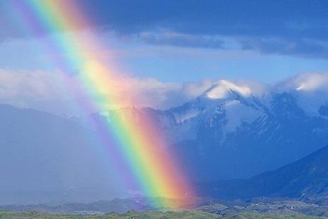 Arco-iris Fotos & Imagens - Fotos de Arco-iris: God S Majesty, Gods Promises, God S Promises, Light, Rainbow, Rainbow