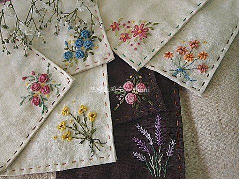 #Embroidery#stitch#needlework#Tea coaster #프랑스자수#일산프랑스자수#자수#티 코스터 #즐거운 티 타임 ~