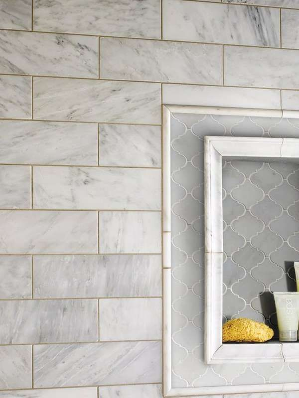 10 Shower Tile Ideas That Make A Splash Shower Tile Shower Floor Marble Shower Tile