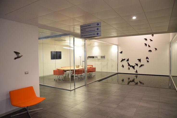 Nuovi uffici e stabilimento Sambonet, Orfengo (No), Italia | Frigerio Design Group