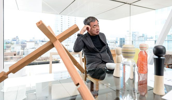 建築家・隈研吾が「East Japan Project」と東北の復興を語る(3) INTERVIEW