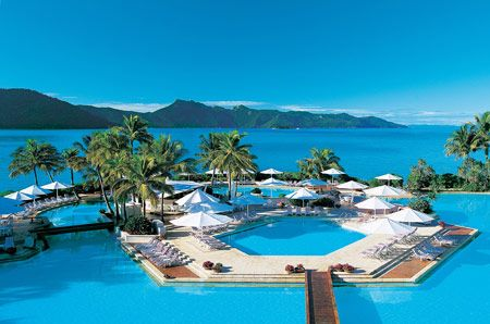 Hayman Island Resort, Great Barrier Reef Australia