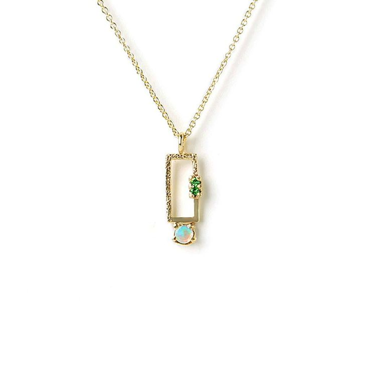 Skylight necklace. Jazz Collection inspired by Art Deco