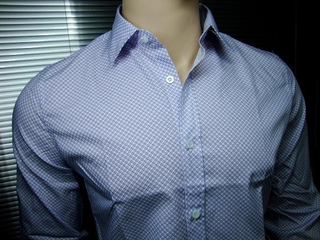 GUCCI LUXURY FINEST SELECTION SHIRT (A111)  sz. 40 / 15.75