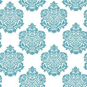 Textures Texture seamless | Damask wallpaper texture seamless 10902 | Textures - MATERIALS - WALLPAPER - Damask | Sketchuptexture