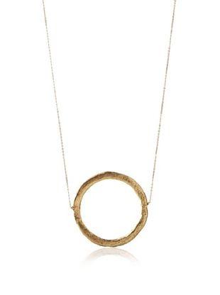 55% OFF Karlita Designs New Era Circle Necklace