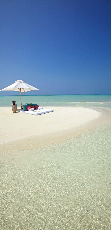 Kanuhura Beach...Maldives