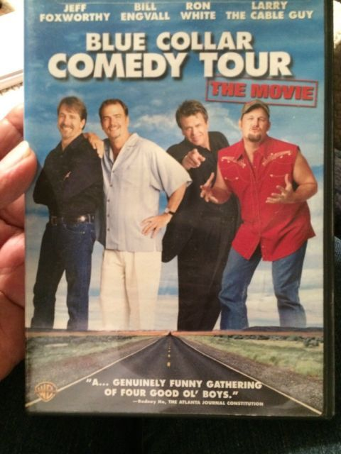 Blue Collar Comedy Tour: The Movie 085391163022 (DVD Used Very Good) | eBay