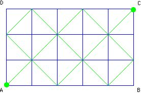 Illuminations: Paper Pool: Analyzing Numeric and Geometric Patterns (ratio & proportion)