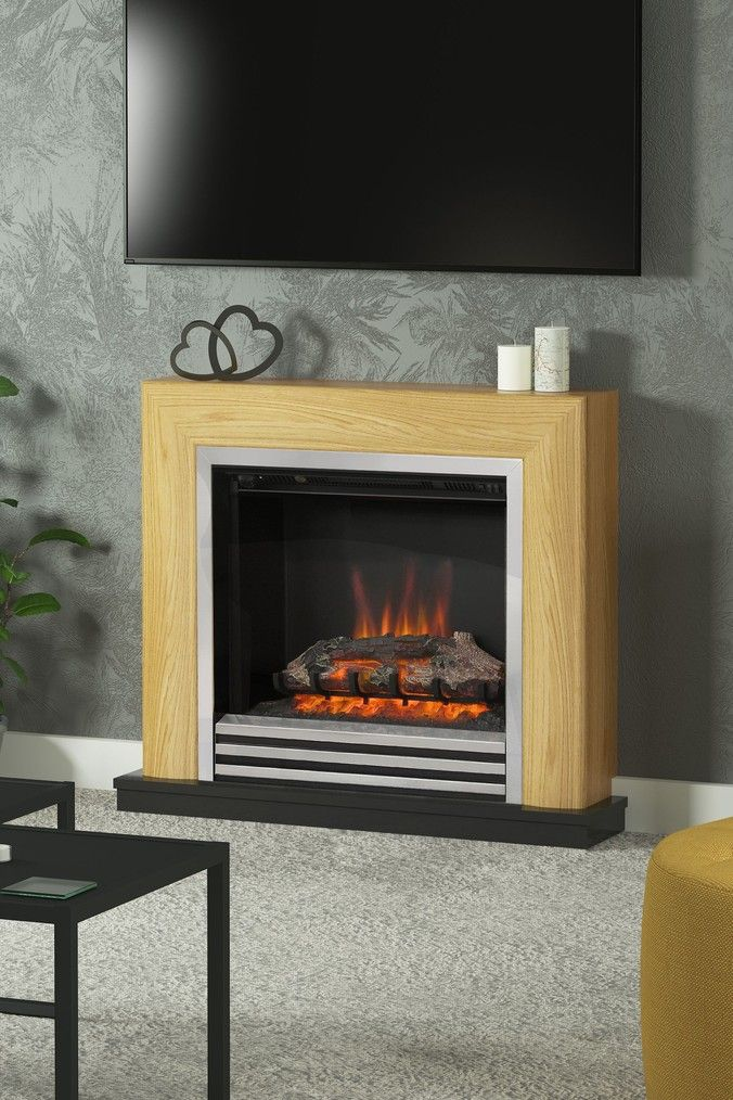 Rothersay Electric Fire Suite By Be Modern Electric Fire Suites