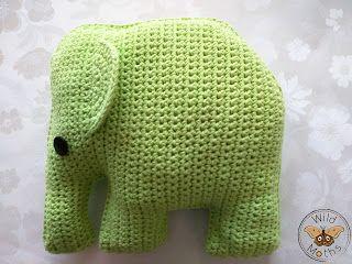 Wildmoths Handcrafted Creations: Elephant XL
