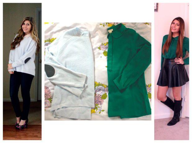 Winter Fashion Haul: H&M and J. Crew