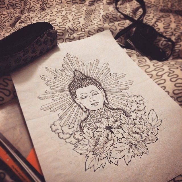 Bedtimes sometimes go like this.. #dotwork #linework #jadechanelp #tattoo…