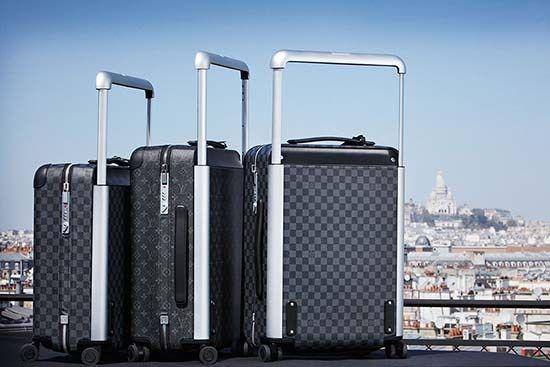Marc Newson Revamps Louis Vuitton's Luggage #MarcNewson #LouisVuitton #Trunks #Luxurious #luxury #fashion