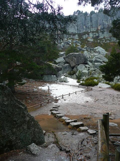 Laguna Negra #Pinares #Soria #Burgos #Spain