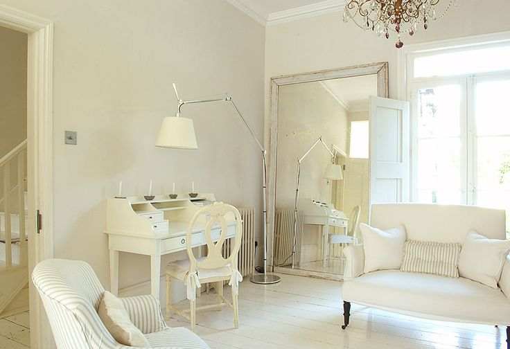 Here S A Room Painted In Our Bedroom Color Bm White Sand