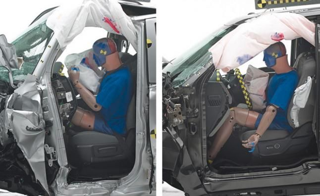 Ford F-150 Is The Only Half-Ton To Ace Small Overlap Crash Test