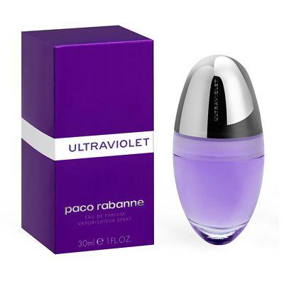 Paco Rabanne Ultraviolet Woman Eau De Parfum Vaporisateur Met En