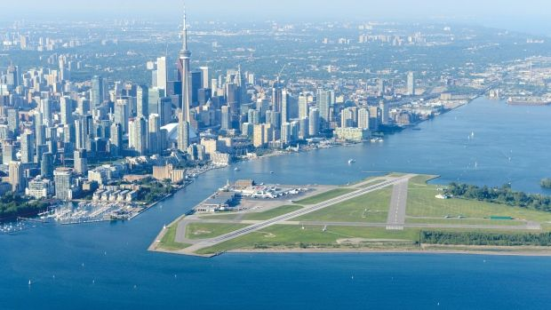 For the second year in a row, Toronto's island airport has made the top 10 list of airports with the best scenic landings in the world. It was the only Canadian airport to receive the recognition.