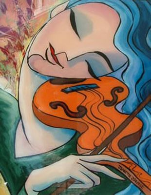 """""""Harmony"""" by Jeanette Jarville"""