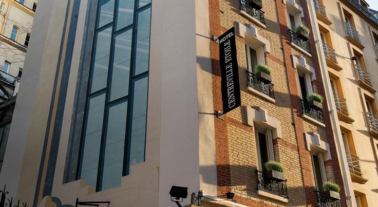 Centre Ville Etoile Paris This 3-star hotel is located a 10-minute walk from the Avenue des Champs-Élysées and a 2-minute walk from the Argentine Metro station (line 1). It offers spacious rooms and free Wi-Fi.