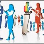 Social eventi: 5 stereotipi comportamentali