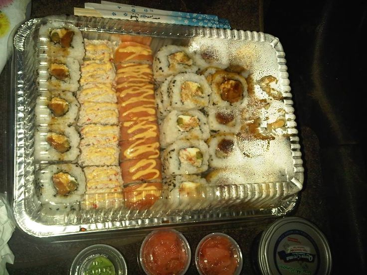 Wahoo Sushi Take Out