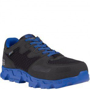 092654001 Timberland Pro Men's Powertrain SD Safety Shoes - Black www.bootbay.com