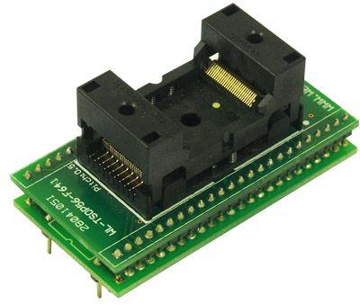 #Adapter #TSOP56 E141 do układów takich jak : Am29LV256ML, EN29GL064TxxZI, S29GL128N