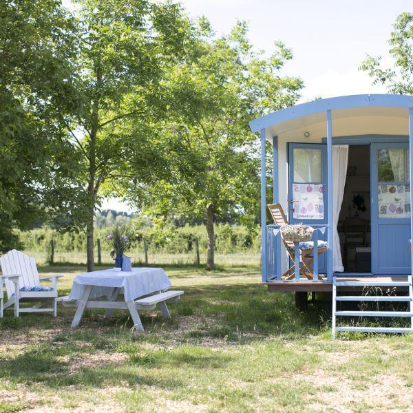 Domaine la Terrasse | Camping & glamping Auvergne