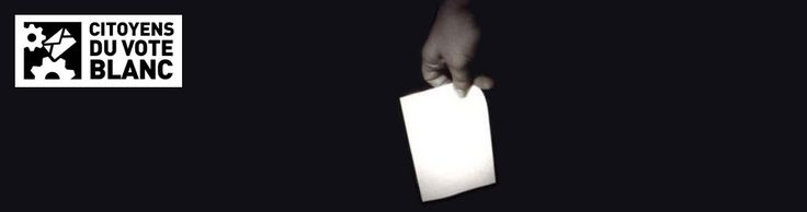 Le vote blanc