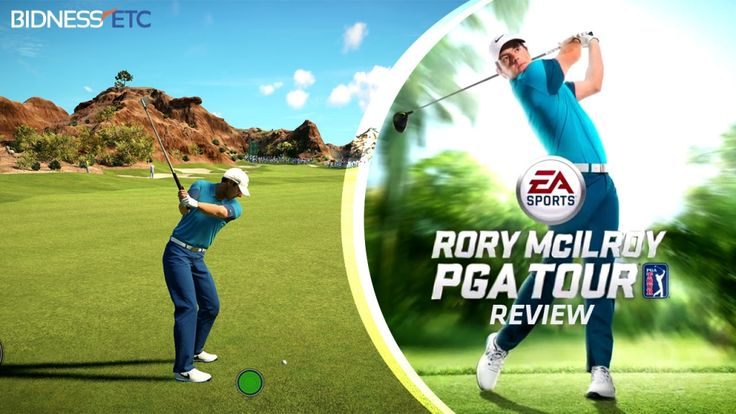Rory McIlroy PGA Tour released | PlayStation 4 News at New Game Network