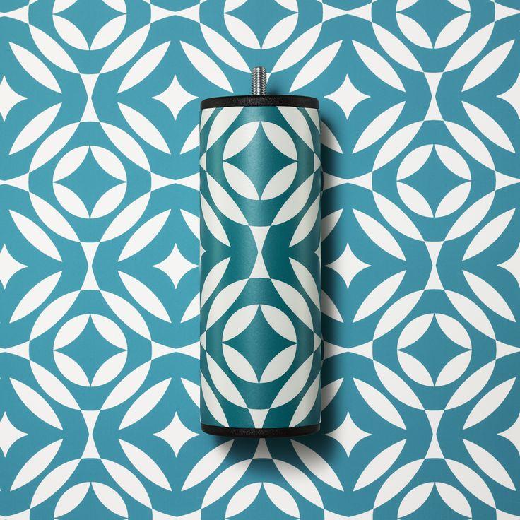 Nour Quintus Graffiti EthniK - Le pied de lit qui se fond au décor de votre chambre...
