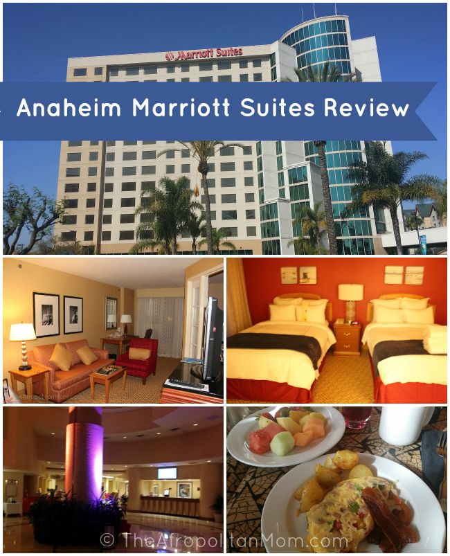 Anaheim Marriott Suites Review #travel #hotelreview