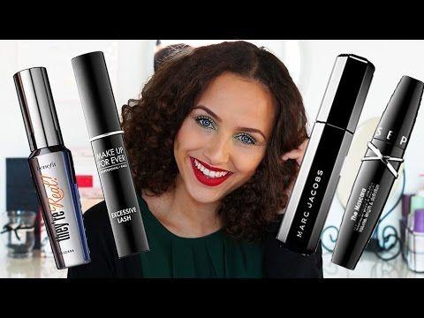 Mascara Comparison | SEPHORA | Benefit, Marc Jacobs, Makeup  Forever etc. - YouTube #youtube #beauty #beautyblogger #mascara #makeup #bestmascara