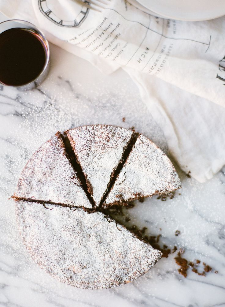 Now, what would a birthday party be without some cake?! Lucky for you, dessert is my favorite part of the celebration so we are sharing this delicious Dark Chocolate Olive Oil cake. Serve up some slices with a beautiful glass of Kendall-Jackson Merlot and you'll experience a true match made in heaven.