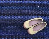 Rag Rug, Handwoven Rug, Merino Wool Rug, Multicoloured Rug, Wool Sweater Rug, Recycled Sweaters, Recycled Rag Rug, Handmade Rag Rug,. $215.00, via Etsy.