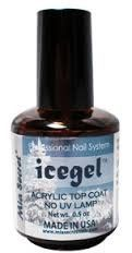 Mia Secret Professional Nail System Ice Gel Acrylic Top Coat No Uv Lamp *** Continue to the product at the image link.Note:It is affiliate link to Amazon.
