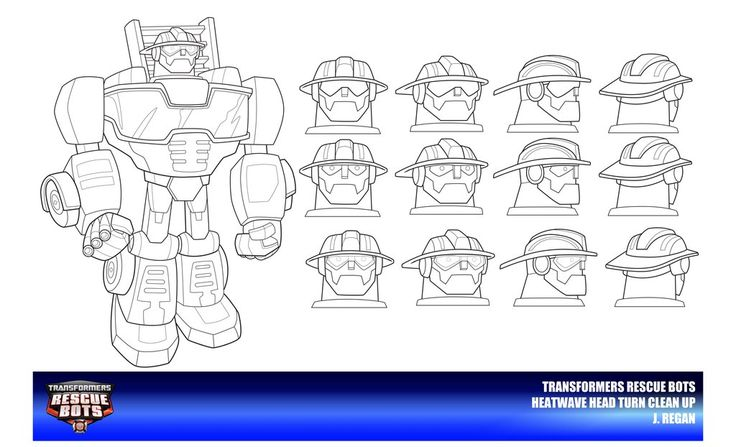 110 best rescue bot birthday images on pinterest rescue for Rescue bots heatwave coloring page
