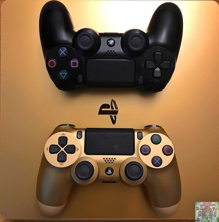 Black and Gold go SOOOO well together don't you think? 😎😎🤓🤓😏😏 –––––––––––––––––––––––––––––– 👾TAGS!🎮: #games #gamer #gamerguy #gamergirl #videogames #videogameaddict #retrogamer #retrocollective #retrogamelovers #xbox #playstation #nintendo #nerd #photooftheday #ps4 #ps4pro #gold #goldps4 #playstation4 #playstation4slim #playstationcontroller #controller #collection