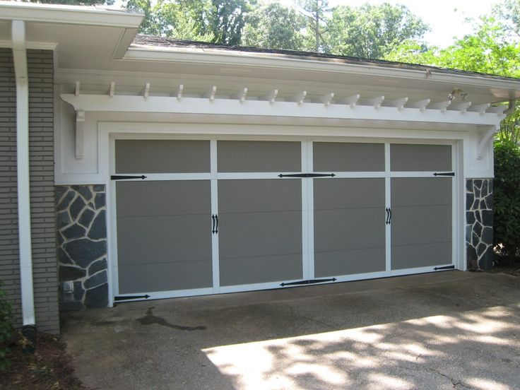 17 Best images about Carport on Pinterest   Residential garage ...