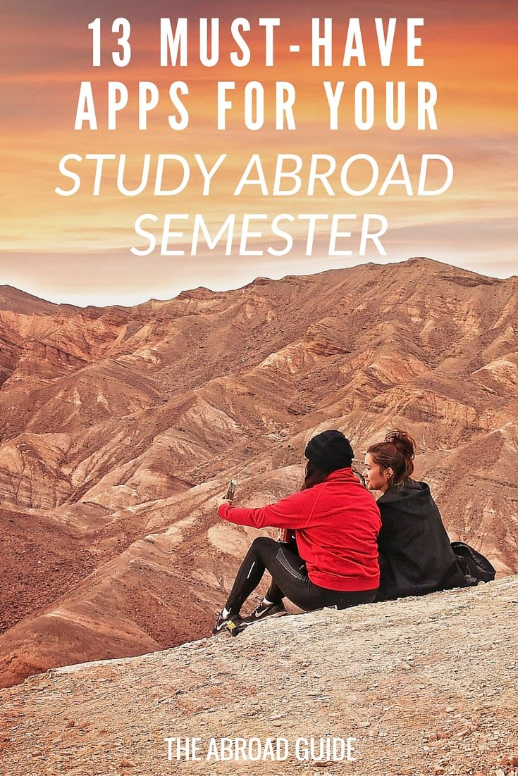 12 Of The Best Places To Study Abroad - BuzzFeed