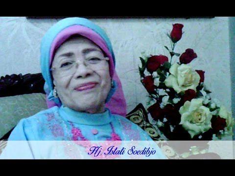 Seorang Tokoh Wanita dari kota Bandung, berjiwa sosial besar dan dalam usia lansia tetap semangat berjuang untuk kebangkitan wanita Indonesia masa kini.